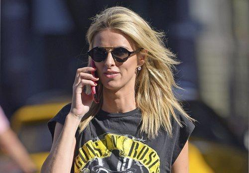 Nicky Hilton con la melena al viento por las calles de Nueva York