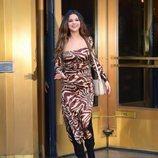 Selena Gomez luciendo su melena con ligeras ondas en Nueva York