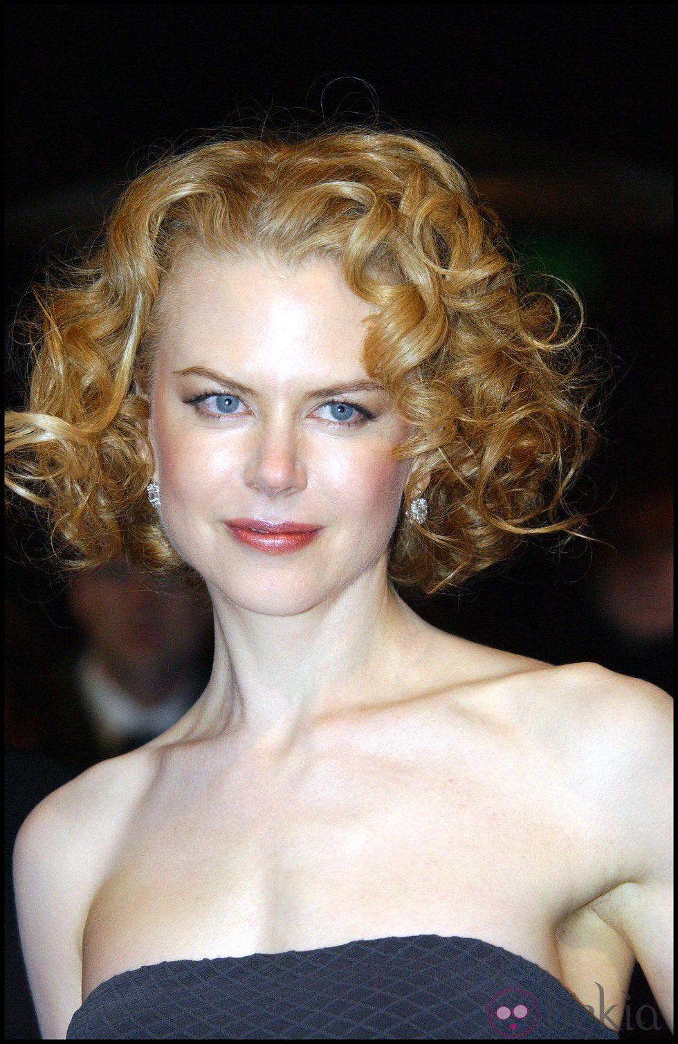 Nicole Kidman antes de abusar del botox en su rostro