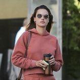 Alessandra Ambrosio de paseo por Los Ángeles