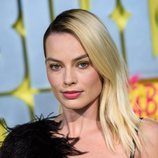 Margot Robbie acude a la premiere de 'Birds of Prey'