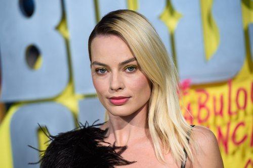 Margot Robbie acude a la premiere de 'Birds of Prey'