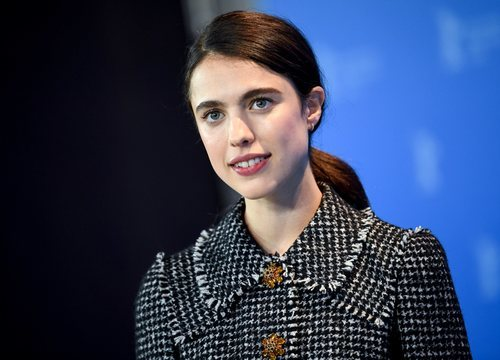Margaret Qualley con un beauty look inapropiado