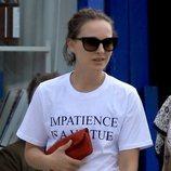 Natalie Portman pasea por las calles de Los Ángeles