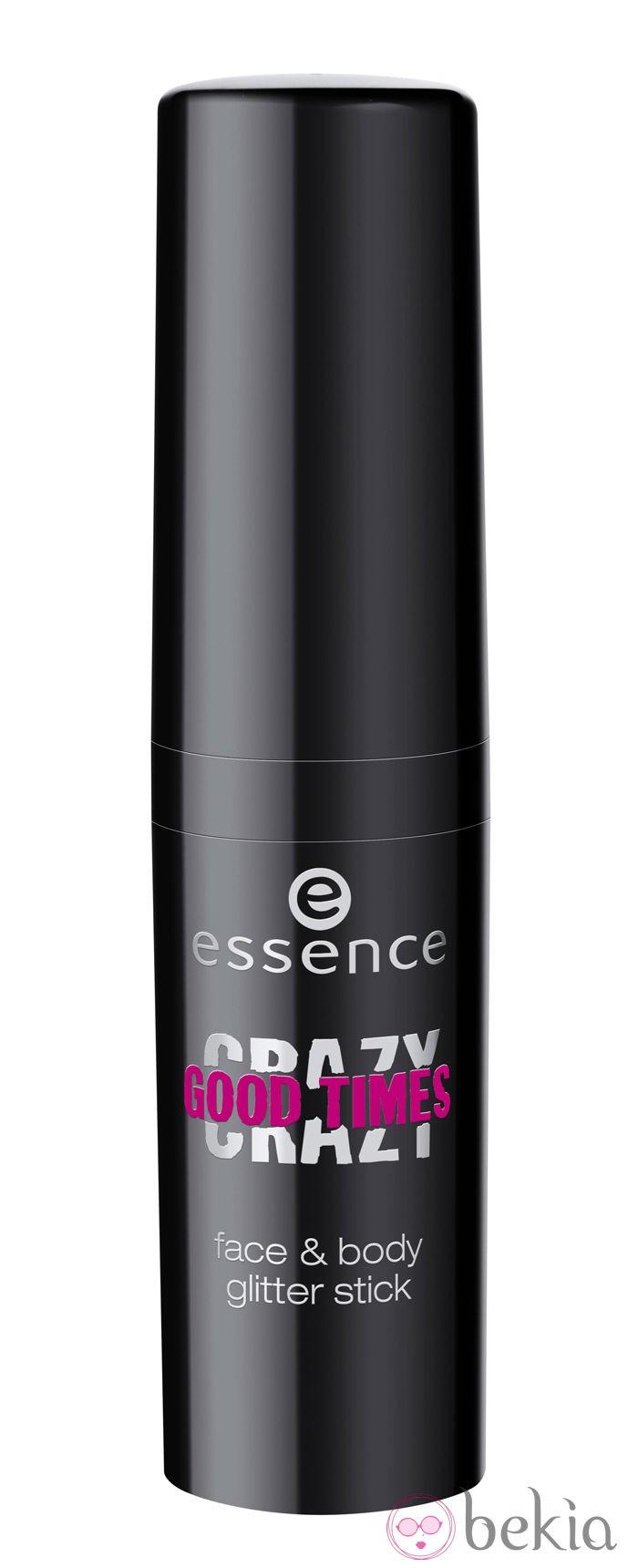 Stick para dar brillo a rostro y cuerpo de la línea 'Crazy Good Times' de Essence