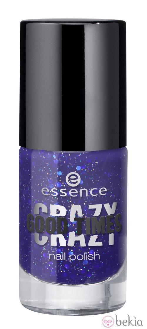 Pintauñas de la línea 'Crazy Good Times' de Essence