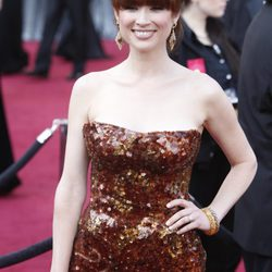 Los peinados de las asistentes a los Oscars 2012