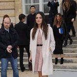 Mila Kunis con maquillaje romántico