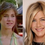 El antes y el después de Jennifer Aniston