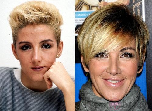 El antes y después de Ana Torroja