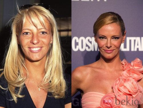 El antes y el después de Paula Vázquez