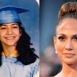 El antes y el despúes de Jennifer Lopez