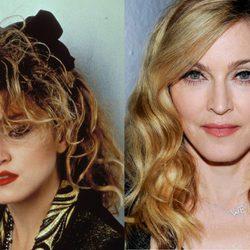 El antes y el después de las celebrities