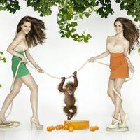 Romina Belluscio y Elena Furiase promocionan la nueva línea de champú de Herbal Essences