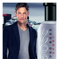 Fragancia de Jenson Button para Hugo Boss