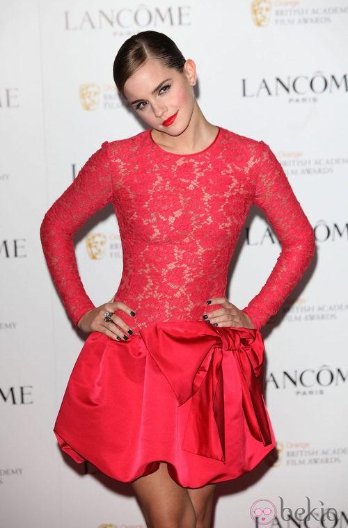 Emma Watson con un corte de pelo radical