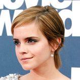 Emma Watson con un corte de pelo drástico