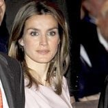 Princesa Letizia después de operarse los labios