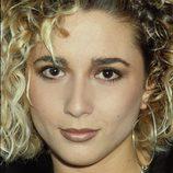 Marta Sánchez antes de retocarse los labios mediante cirugía estética