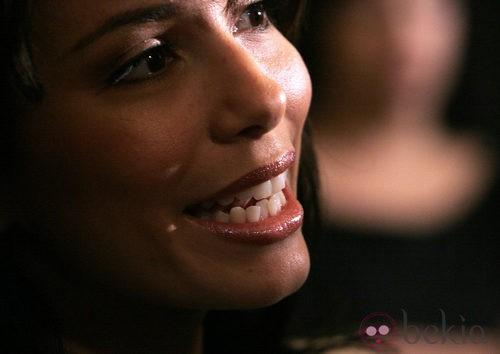 Eva Longoria antes de mejorar su sonrisa