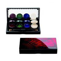 Sombras de ojos de la colección Black Tango de Make Up For Ever