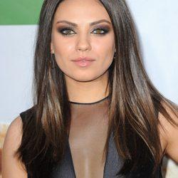 Las claves de maquillaje de Mila Kunis