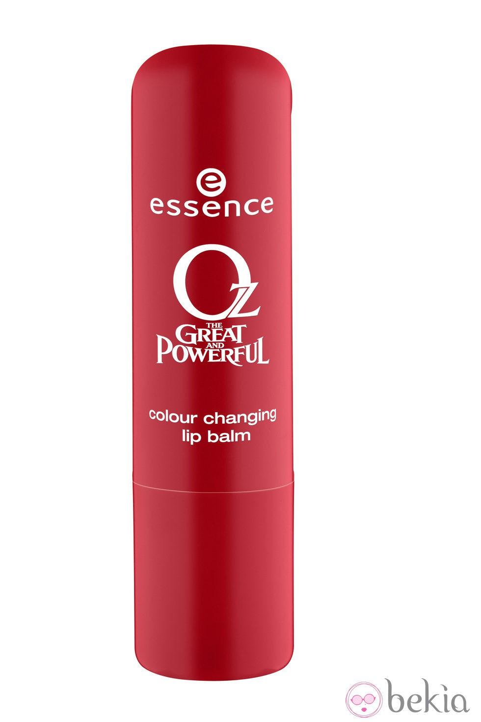 Bálsamo labial de Essence para su nueva colección 'Essence Oz'