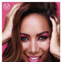 Leona Lewis, imagen de The Body Shop