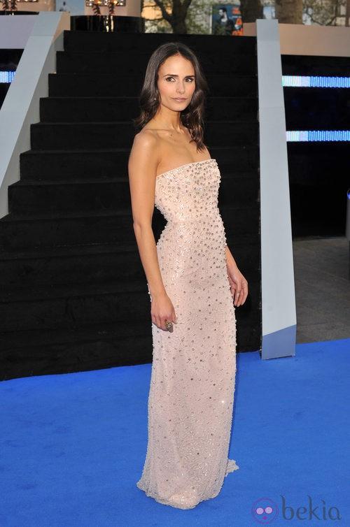 Look de Jordana Brewster en el estreno de 'Fast&Furious 6' en Londres