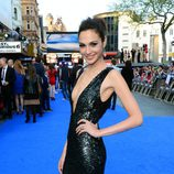Look de Gal Gadot en el estreno de 'Fast and Furious 6' en Londres