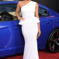 Looks de las celebrities en los estrenos de 'Fast&Furious 6' de Londres y Los Ángeles