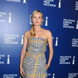 Diane Kruger con coleta lateral