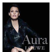 Linda Evangelista, imagen del perfume 'Aura' de Loewe