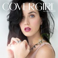 Katy Perry, embajadora de Covergirl