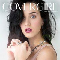 Katy Perry, embajadora de Covergirl