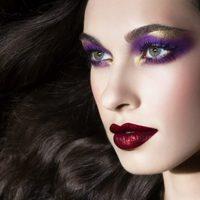Look de la colección otoño/invierno 2013 de Yamamay Beauty