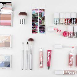 Colección de cosméticos de Bershka lanzada en 2014