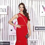 Nerea Garmendia ondula su melena en los Premios Internacionales Yo Dona 2014