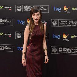 María Valverde en la clausura del Festival de San Sebastián 2014