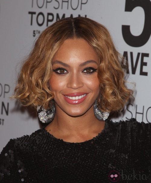 Beyoncé asiste a una fiesta de inaguración luciendo nuevo corte de pelo