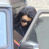 Kim Kardashian luce canas