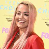 Rita Ora estrena nuevo color de pelo