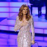 Céline Dion agradece el apoyo recibido en su vuelta a los escenarios en Las Vegas