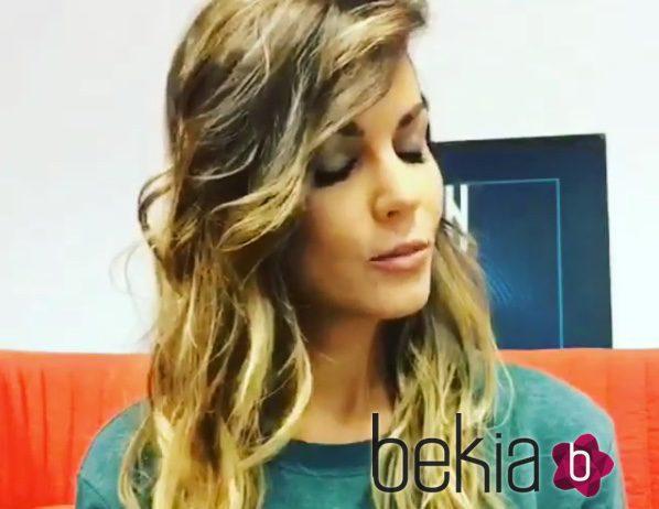 Lara Álvarez se cambia al rubio