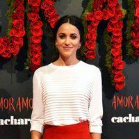 Macarena García posando como embajadora de 'Amor Amor' de Cacharel