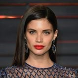 Sara Sampaio en la fiesta post-Oscar 2016 de Vanity Fair