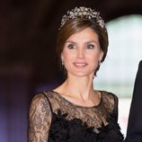 Recogido real de la Reina Letizia