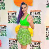 Katy Perry en los Kids Choice Awards
