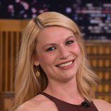 Claire Danes  acude como invitada al show de Jimmy Fallon