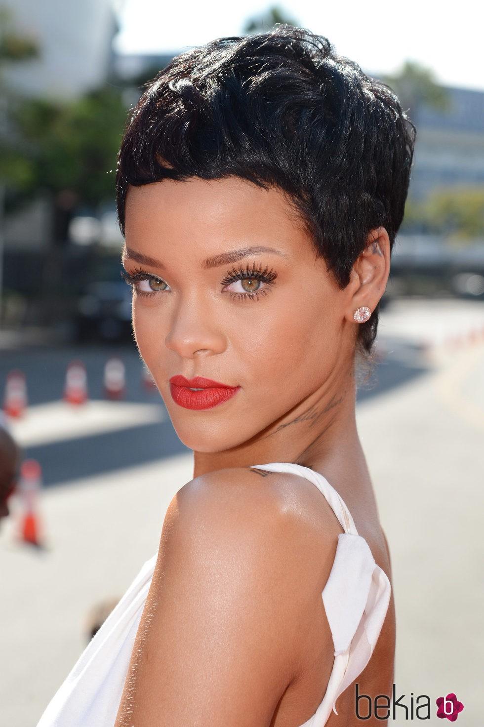 Rihanna en los MTV Video Music Awards 2012